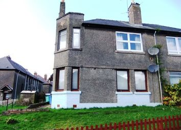 Thumbnail 1 bed flat to rent in Adamson Crescent, Dunfermline, Fife