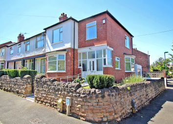 Thumbnail 3 bed end terrace house for sale in Cavendish Avenue, Sherwood, Nottingham