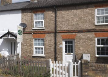 Thumbnail 2 bed terraced house for sale in St Johns Street, Biggleswade