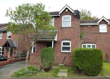 Thumbnail 2 bed semi-detached house for sale in Moat Way, Handsacre, Rugeley