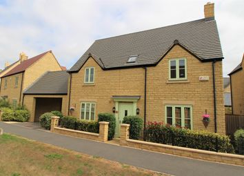 Thumbnail 4 bed detached house for sale in Summers Way, Moreton-In-Marsh