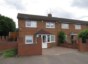 3 bed end terrace house for sale in Selkirk Close, West Bromwich B71