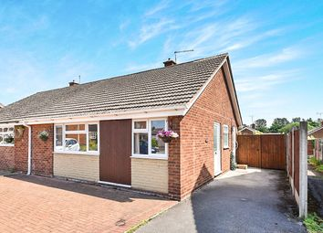 Thumbnail 2 bed bungalow for sale in Shrewsbury Road, Stretton, Burton-On-Trent