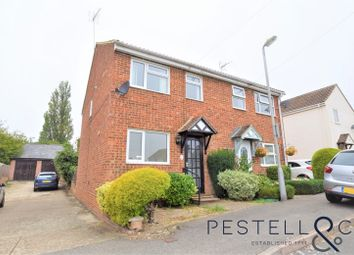 3 bed semi-detached house for sale in Gibbons Court, Dunmow CM6