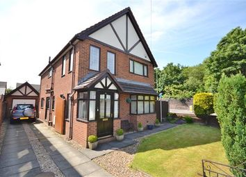 Thumbnail 4 bed detached house for sale in Anderton Road, Euxton, Chorley