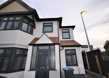 Thumbnail 3 bed maisonette to rent in Northwick Avenue, Harrow, Middlesex