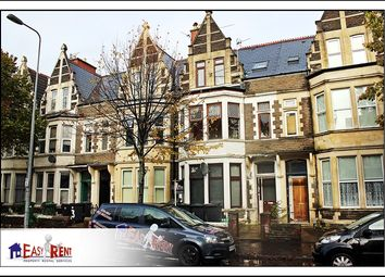 Thumbnail 5 bed flat to rent in Malborough Road, Cardiff