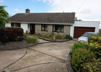 Thumbnail 4 bed bungalow for sale in Knapp, Nr North Curry, Taunton