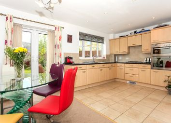Thumbnail 4 bed detached house for sale in The Pollards, Bourne