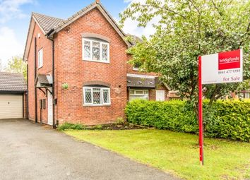 Thumbnail 2 bed semi-detached house for sale in Rostrevor Road, Adswood, Stockport, Cheshire