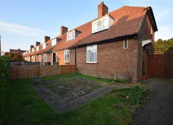 Thumbnail 2 bedroom end terrace house for sale in Neville Road, Dagenham, Essex