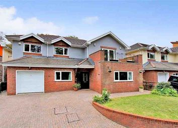 Thumbnail 5 bed detached house for sale in Dylans View, Swansea
