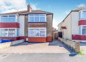 2 bed semi-detached house for sale in Haig Avenue, Rochester, Kent, England ME1
