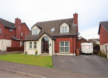 Thumbnail 4 bed detached house for sale in Porter Crescent, Larne