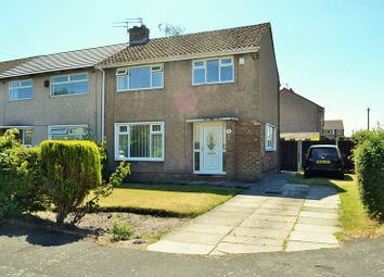 Thumbnail 3 bed end terrace house for sale in Greenbank Avenue, Maghull, Liverpool