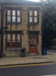 Thumbnail 2 bed terraced house to rent in Westgate, Almondbury, Almondbury, Huddersfield