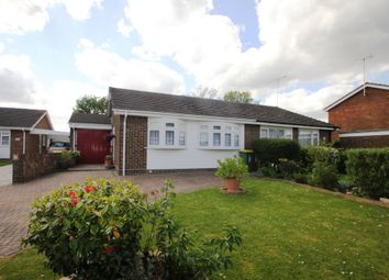 Thumbnail 3 bed semi-detached bungalow for sale in Devon Gardens, Ashingdon, Rochford