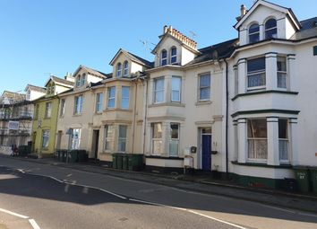Thumbnail 1 bedroom flat to rent in Totnes Road, Paignton