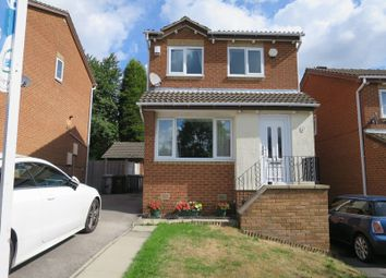 Thumbnail 3 bed detached house for sale in Heatherdale Road, Tingley, Wakefield