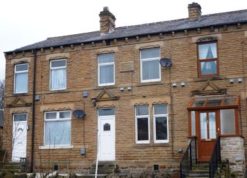 Thumbnail 3 bed terraced house for sale in Grange Road, Soothill, Batley