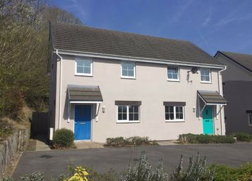 Thumbnail 3 bed semi-detached house to rent in Troed Yr Allt, Alltwalis, Carmarthen