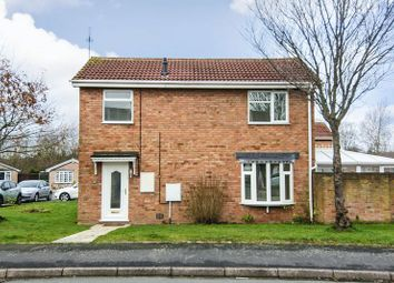 Thumbnail 3 bed detached house for sale in Stagborough Way, Hednesford, Cannock