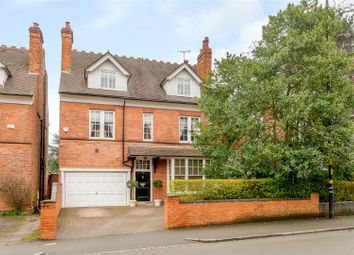 Thumbnail 6 bed detached house for sale in Rotton Park Road, Edgbaston, Birmingham