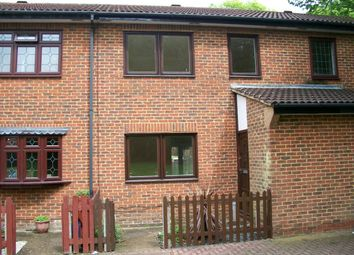 Thumbnail 3 bed terraced house to rent in Walsingham Close, Rainham