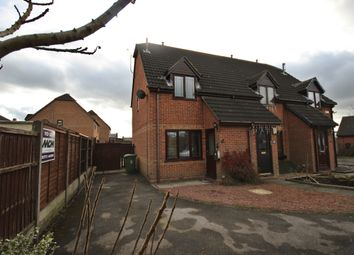Thumbnail 2 bedroom end terrace house to rent in Cadeby Court, Riddings