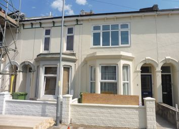 Thumbnail 8 bed terraced house to rent in Edmund Road, Southsea
