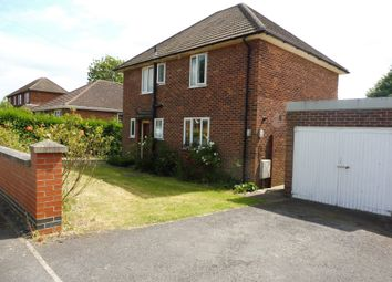 Thumbnail 3 bed detached house to rent in Spendluffe Avenue, Alford