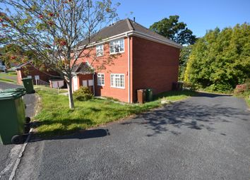 Thumbnail 2 bed flat to rent in Romilly Gardens, Plympton, Plymouth