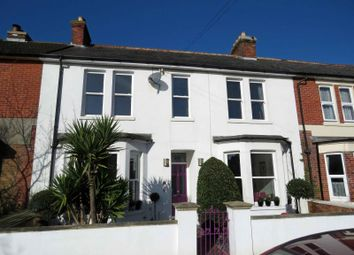 Thumbnail 5 bed terraced house for sale in Mengham Avenue, Hayling Island
