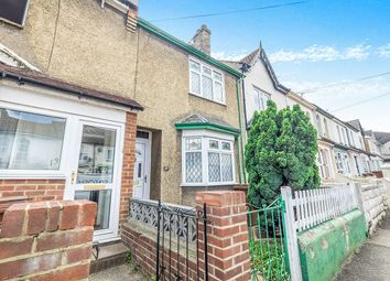 Thumbnail 2 bed terraced house for sale in Adelaide Road, Gillingham