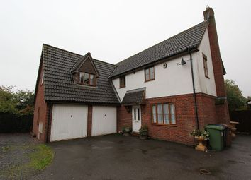 Thumbnail 4 bed detached house for sale in Princess Avenue, March, Cambridgeshire