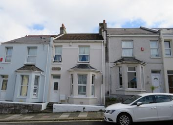 Thumbnail 2 bedroom terraced house for sale in Fleet Street, Keyham, Plymouth