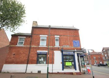 Thumbnail 3 bed flat to rent in Colwick Road, Nottingham, Nottinghamshire