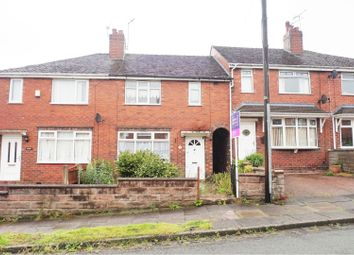 Thumbnail 3 bed terraced house for sale in Lincoln Road, Stoke-On-Trent