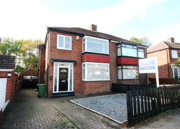 Thumbnail 3 bed semi-detached house for sale in Oulston Road, Stockton-On-Tees