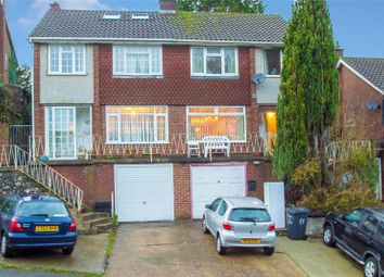 Thumbnail 3 bed semi-detached house for sale in Hughenden Avenue, High Wycombe, Bucks