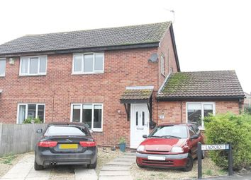 Thumbnail 4 bed semi-detached house for sale in Ladycroft, Clevedon