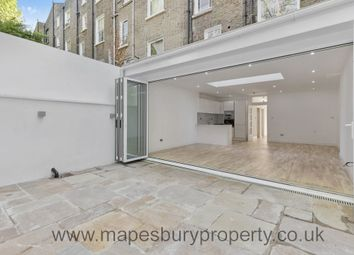 Thumbnail 2 bed flat for sale in Lower Ground Floor Maisonette, Belsize Road, London