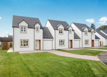 Thumbnail 3 bed detached house for sale in New House Court, Crocketford, Dumfries