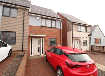 Thumbnail 2 bedroom semi-detached house for sale in Featherwood Avenue, Newcastle Upon Tyne