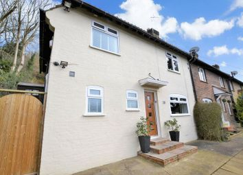 Thumbnail 3 bed end terrace house for sale in Downsway, Whyteleafe