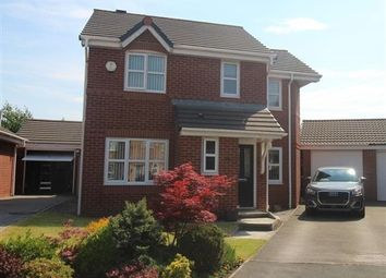 Thumbnail 4 bed property for sale in Duttonfield Close, Leyland