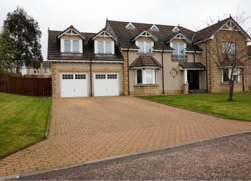 6 bed detached house for sale in Osprey Crescent, Dundee DD2