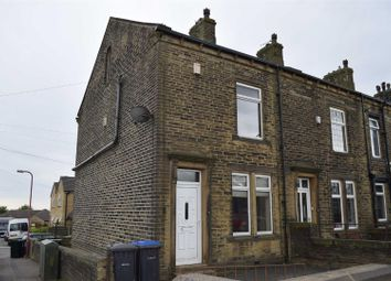 Thumbnail 4 bed end terrace house for sale in Highfield Terrace, Queensbury, Bradford