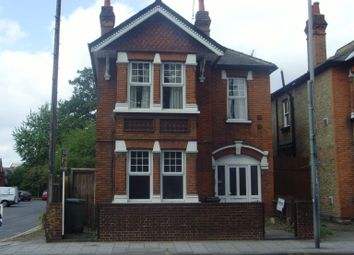 Thumbnail 3 bed flat to rent in Queen Elizabeth Road, Surrey