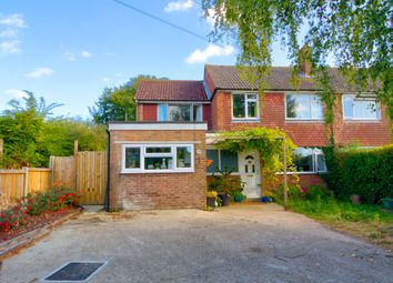 Thumbnail 4 bed semi-detached house for sale in The Street, Adisham, Canterbury